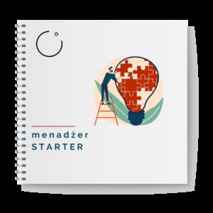 menager starter- szkolenie dla początkujących i przyszłych menedżerów
